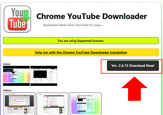 how to download youtube videos using idm in google chrome